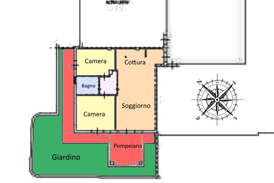 Planimetria 1/1 per rif. 21.37