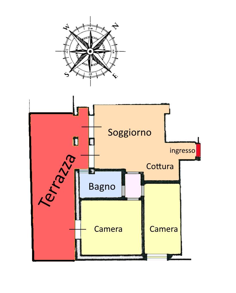Planimetria 1/1 per rif. 19.97