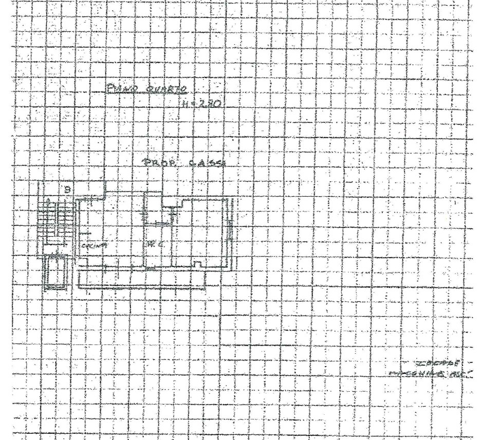 Planimetria 1/1 per rif. NV2608
