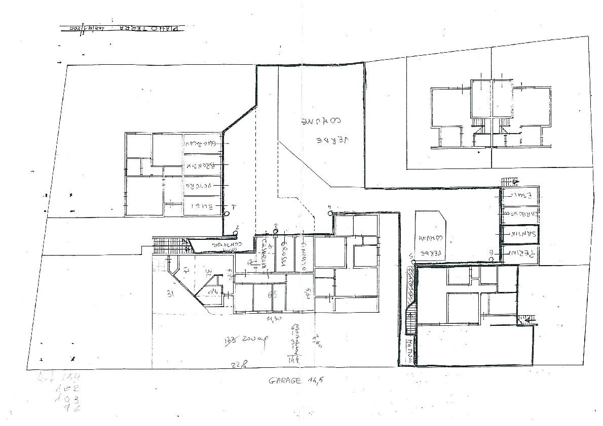 Planimetria 2/2 per rif. MQ-2663