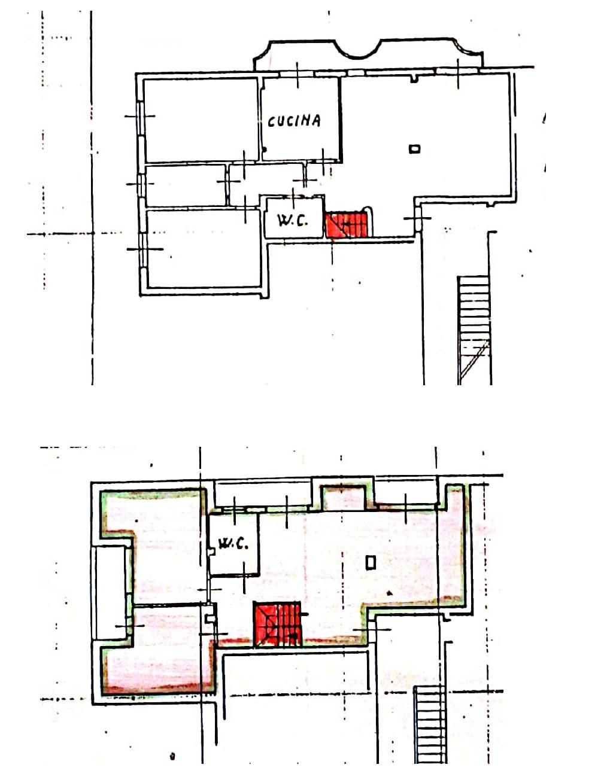 Planimetria 1/1 per rif. MQ-2727
