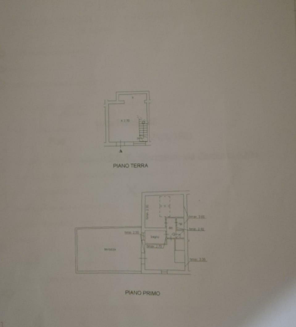 Planimetria 1/1 per rif. MQ-2804