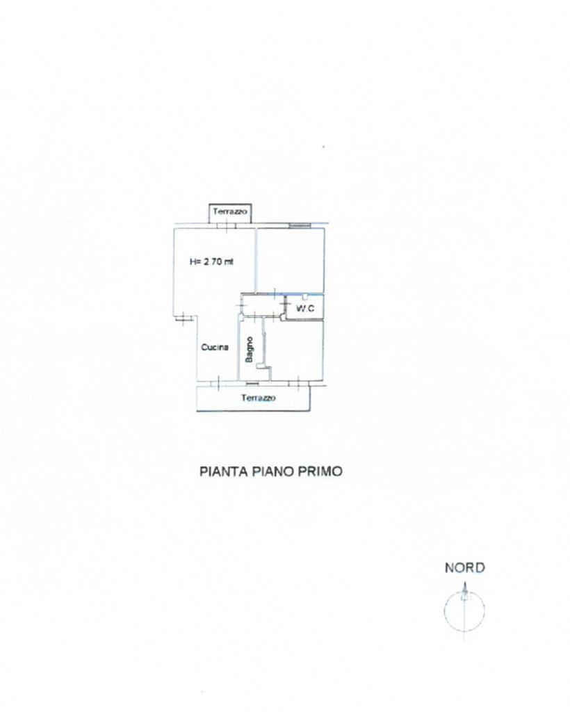 Planimetria 1/1 per rif. MQ-2926