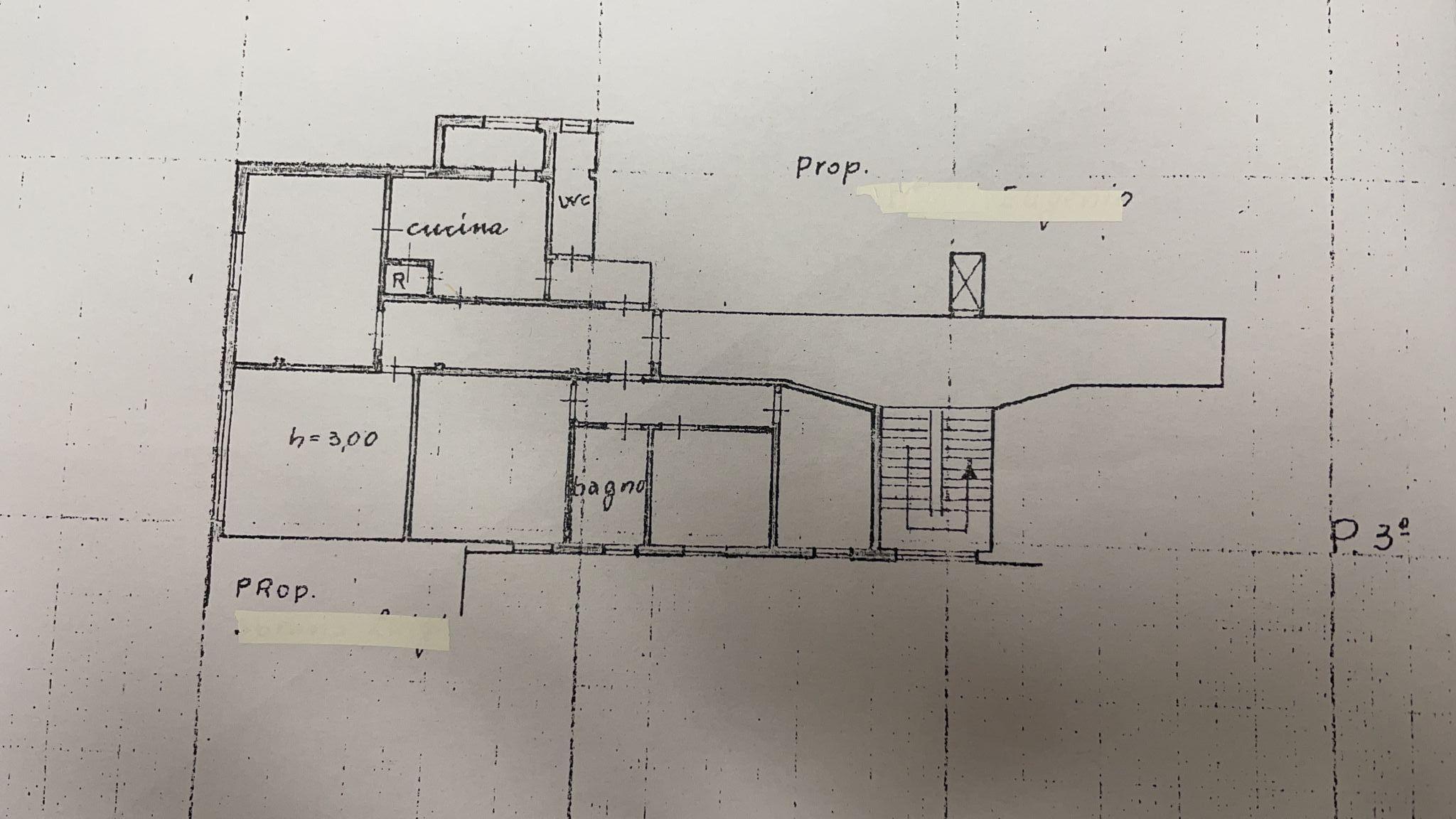 Planimetria 1/1 per rif. MQ-2942