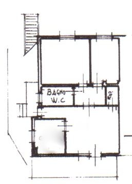 Planimetria /1 per rif. 395