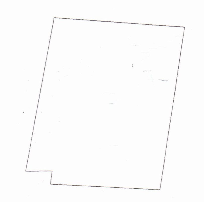 Planimetria /1 per rif. 1190