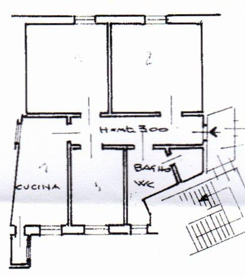 Planimetria 1/1 per rif. 1179