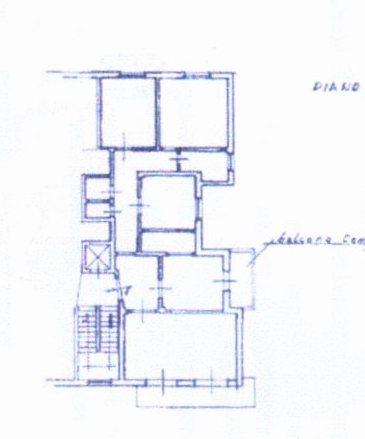 Planimetria /1 per rif. 557