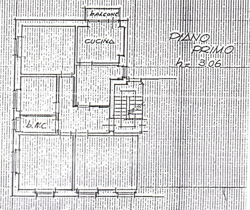 Planimetria 1/1 per rif. 1159