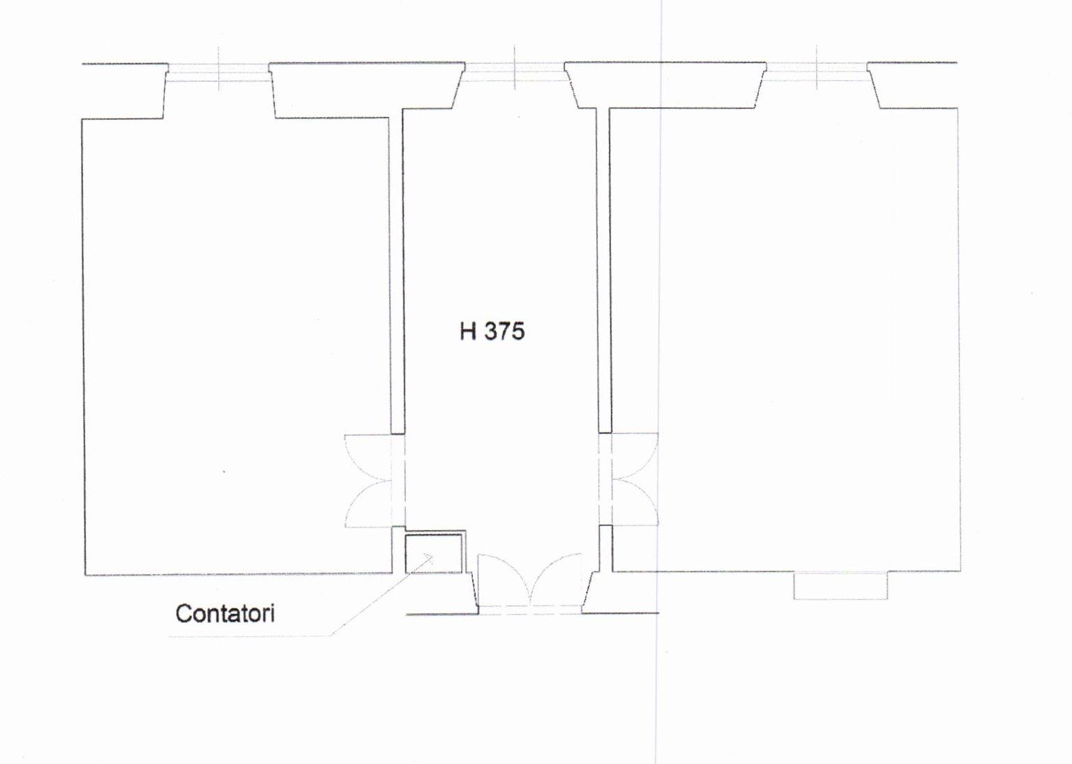 Planimetria /1 per rif. 671
