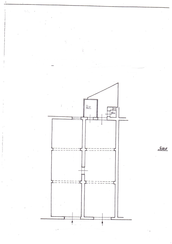 Planimetria /1 per rif. 752