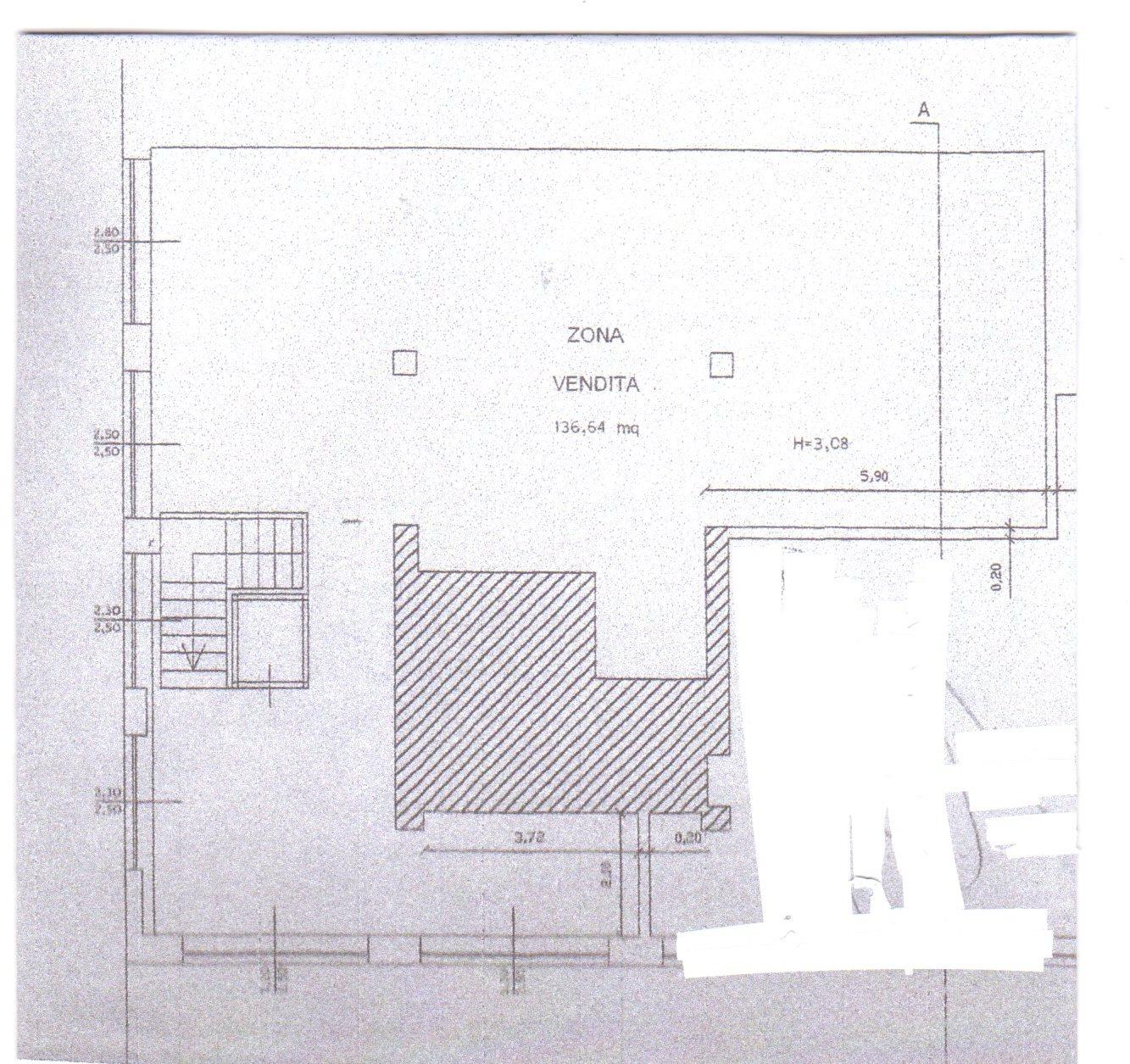 Planimetria 1/1 per rif. 861