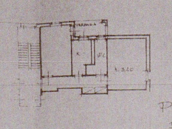 Planimetria /1 per rif. 905
