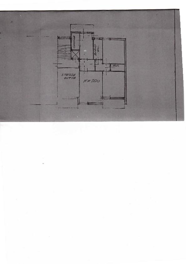 Planimetria /1 per rif. 947