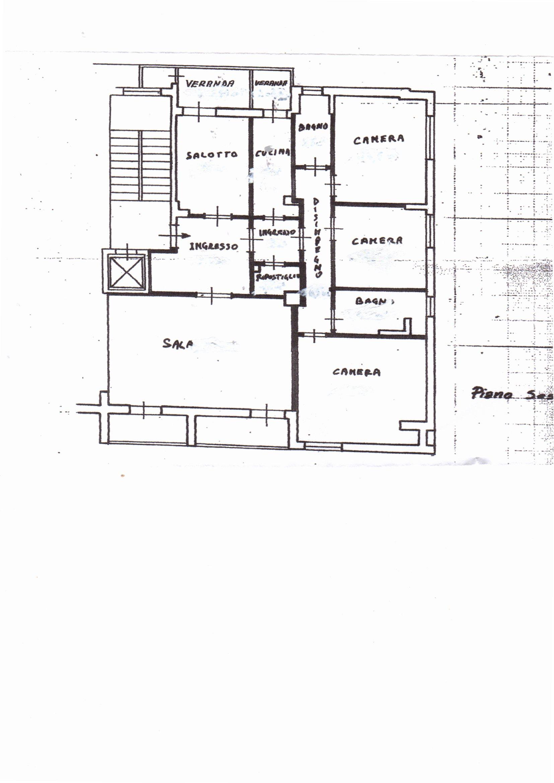 Planimetria /1 per rif. 972
