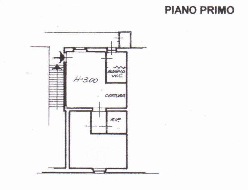 Planimetria /1 per rif. 984