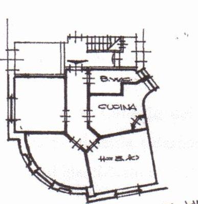 Planimetria /1 per rif. 1026