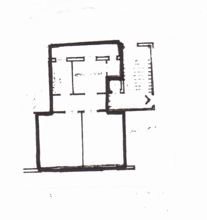 Planimetria /1 per rif. 1043