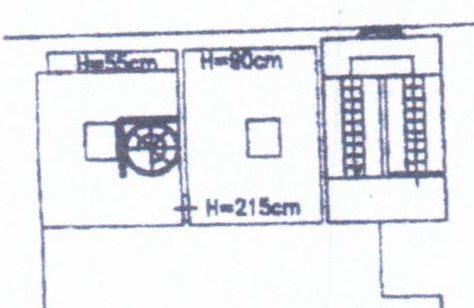 Planimetria /2 per rif. 1093