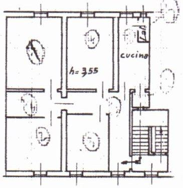 Planimetria /1 per rif. 1119