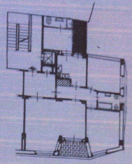 Planimetria /1 per rif. 1123