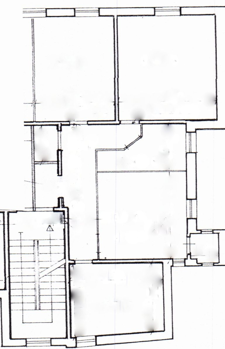 Planimetria /1 per rif. 1127