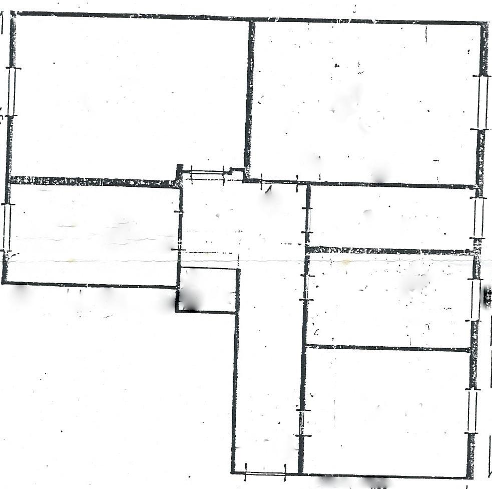 Planimetria /1 per rif. 1133