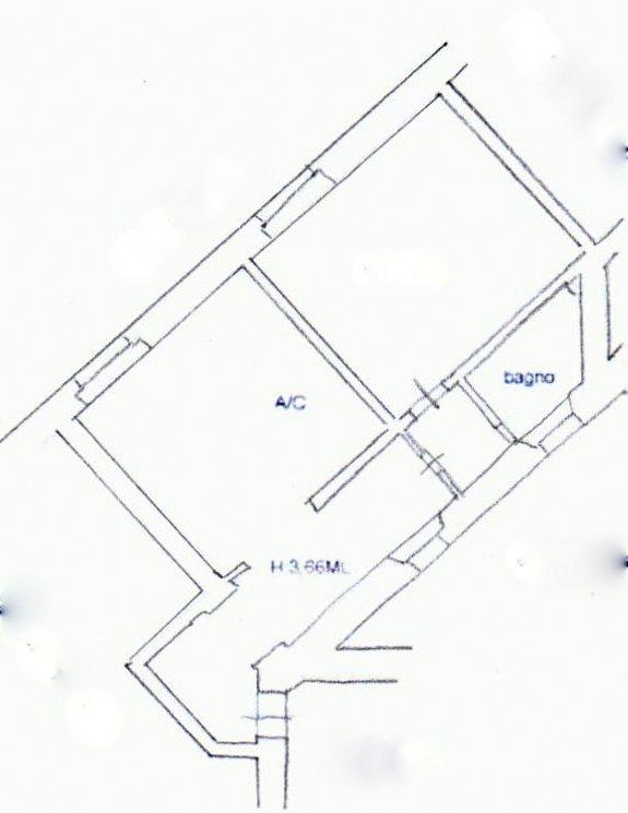 Planimetria /1 per rif. 1129