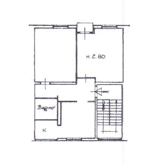 Planimetria /1 per rif. 1142