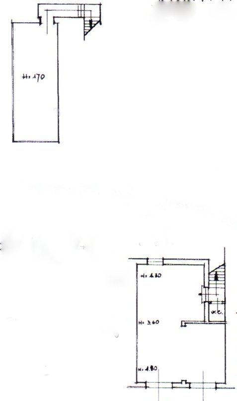 Planimetria 1/1 per rif. 1244