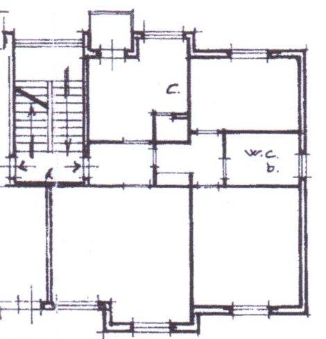 Planimetria /1 per rif. 1260