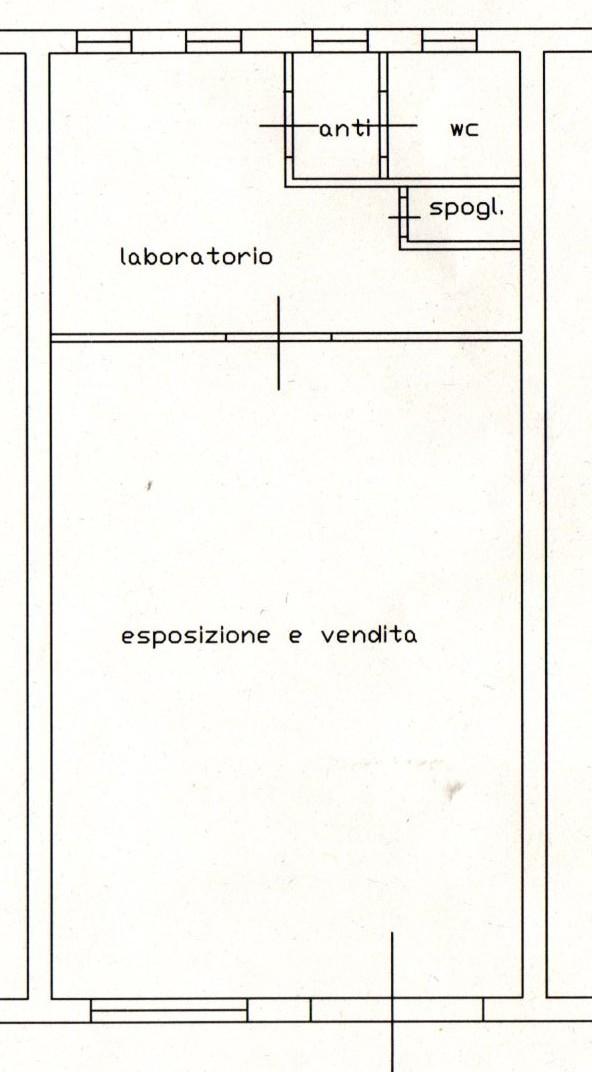 Planimetria /1 per rif. 1272