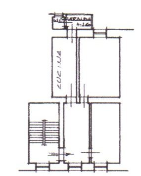 Planimetria /1 per rif. 1310
