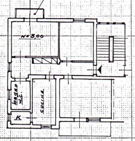 Planimetria /1 per rif. 1321