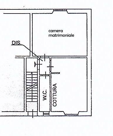 Planimetria /1 per rif. 1375