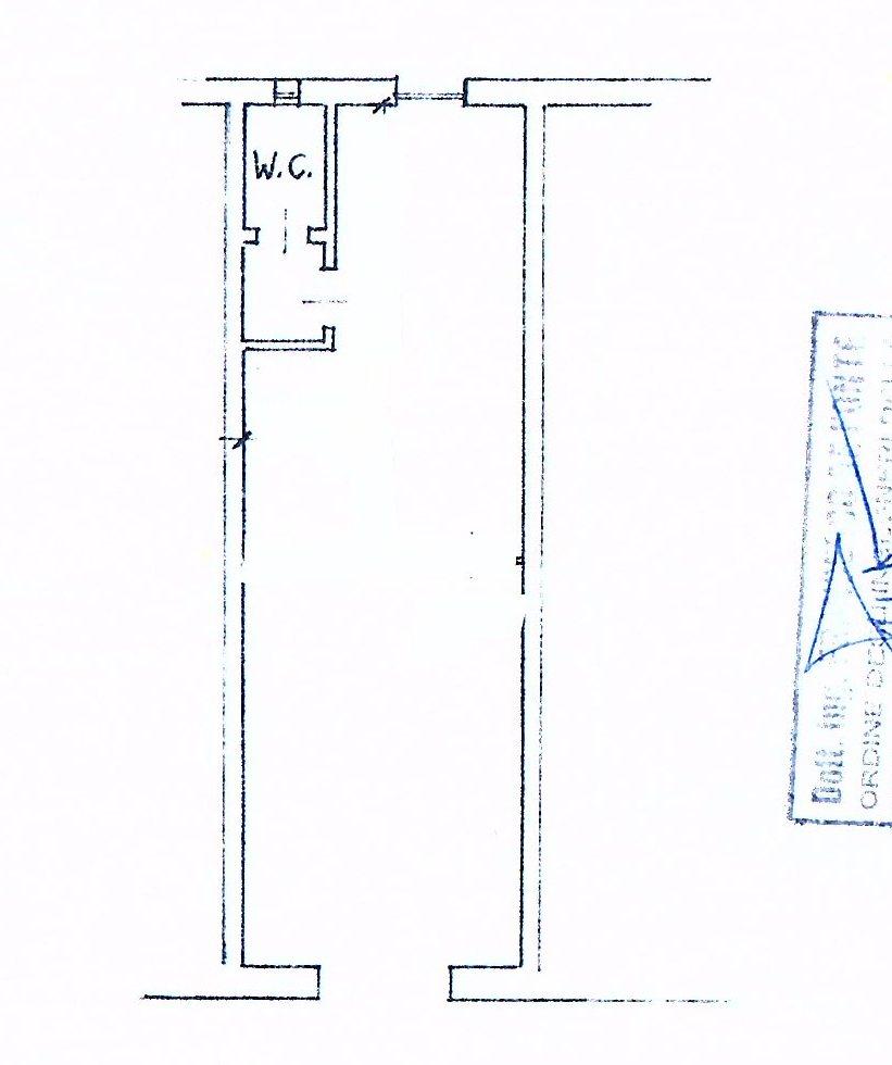 Planimetria 1/1 per rif. 1448
