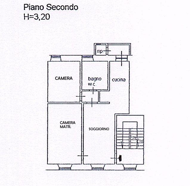Planimetria 1/1 per rif. 1469