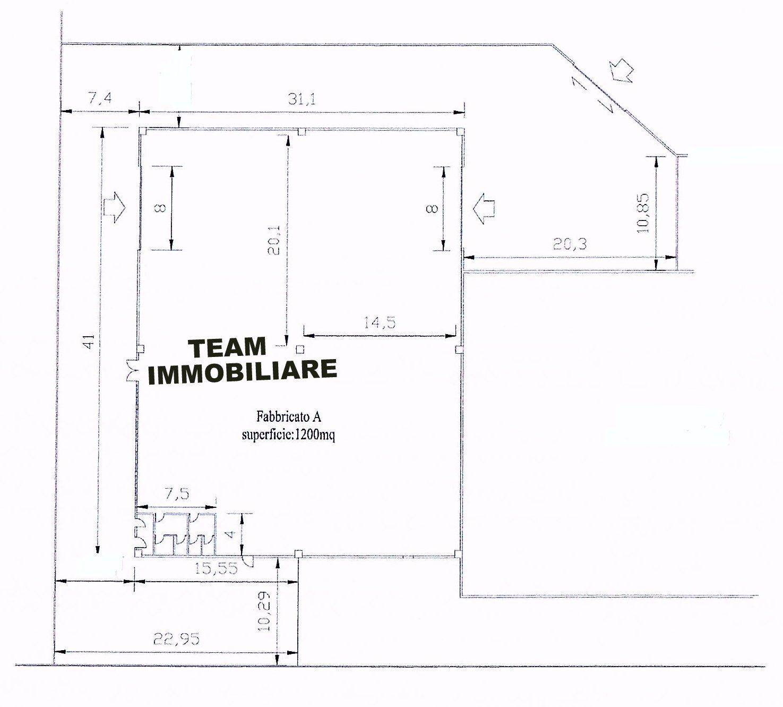 Planimetria 1/1 per rif. 1472