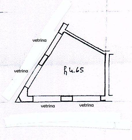 Planimetria 1/1 per rif. 1454