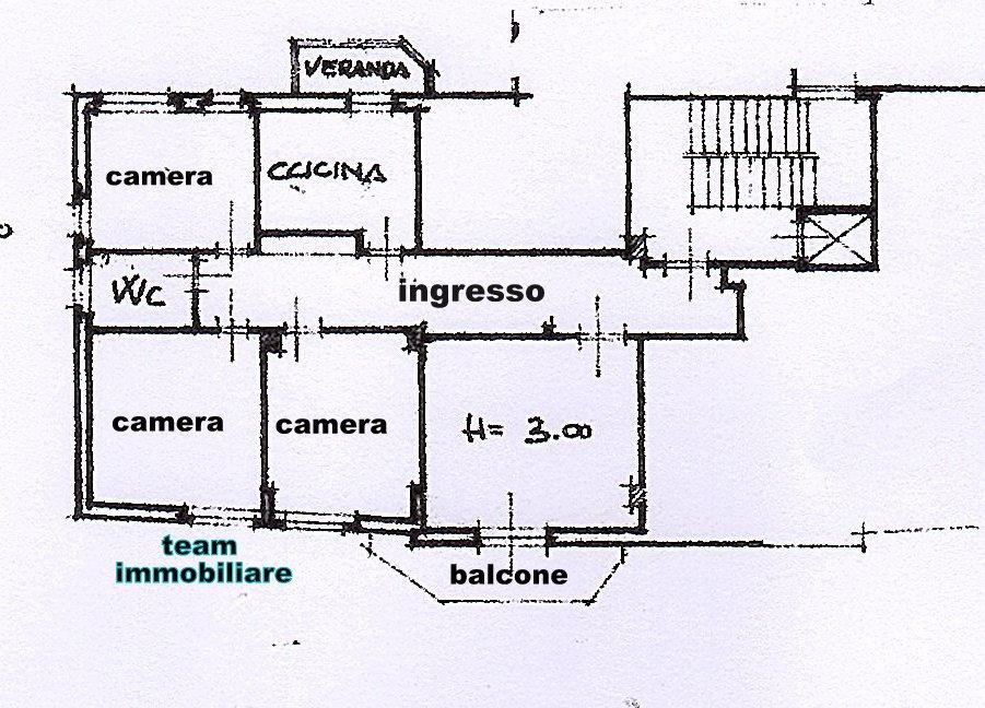 Planimetria 1/1 per rif. 1505