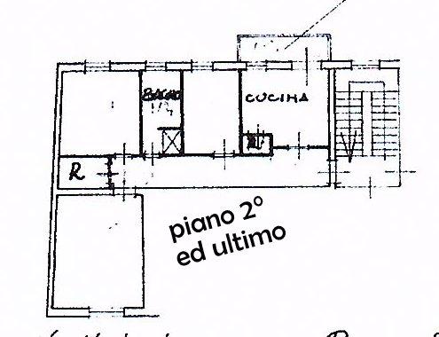 Planimetria 1/1 per rif. 1526