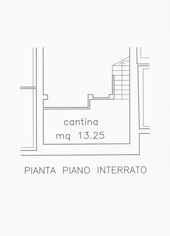 Planimetria 1/1 per rif. AC-005