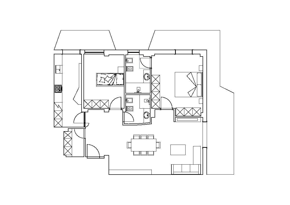 Planimetria 1/1 per rif. AR-028