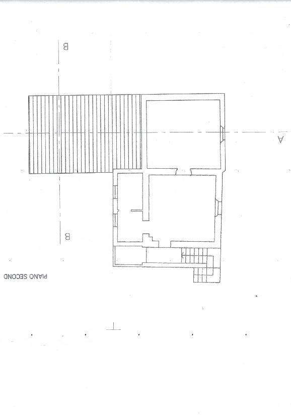 Planimetria 1/3 per rif. CASTV1