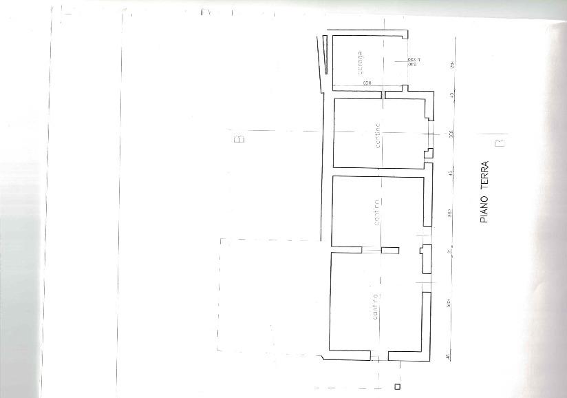 Planimetria 2/3 per rif. CASTV1