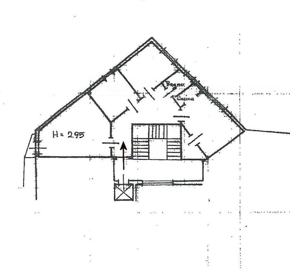 Planimetria 1/1 per rif. 58