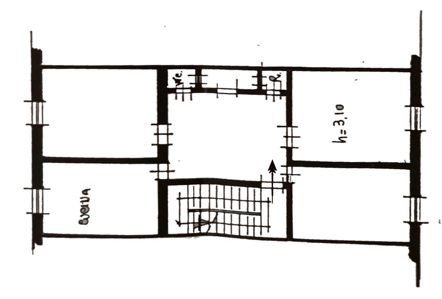 Planimetria 1/1 per rif. 34
