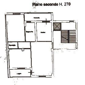 Planimetria 1/1 per rif. 16