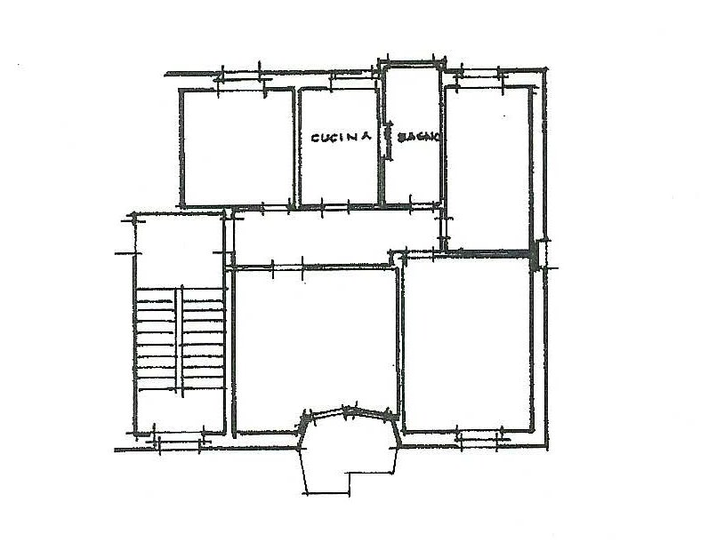 Planimetria 1/2 per rif. 50