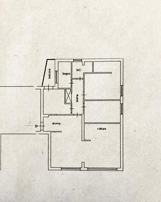 Planimetria 1/1 per rif. 199